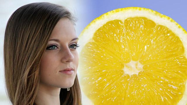 Yüze limon sürdükten sonra yıkanır mı?