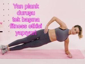Plank duruşu ve plank hareketi ile zayıflayanların yorumları 10 saniyede tüm kasların çalıştığını gösteriyor!