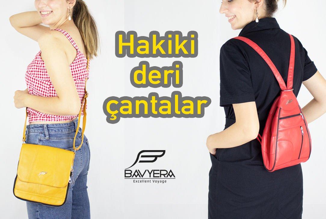 deri sırt çantası Bavyera